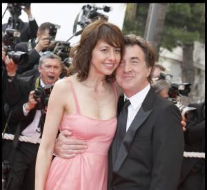 Valérie Bonneton et son ex-compagnon François Cluzet