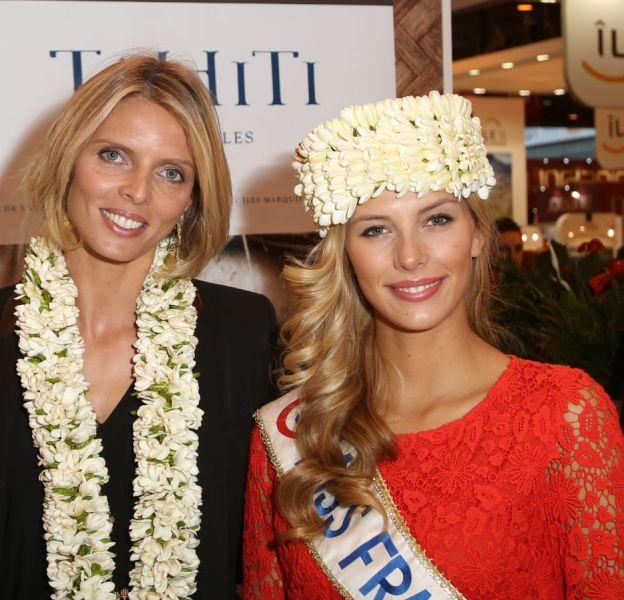 Sylvie Tellier aimerait que Camille Cerf lui succède à la tête du comité Miss France. La Lilloise se voit plutôt en femme d'affaires.