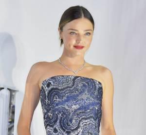 Miranda Kerr : deux looks plus sexy que jamais pour Swarovski