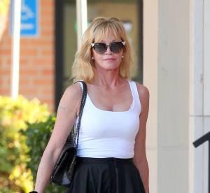 Melanie Griffith : à 58 ans, elle pose sans filtre et défie les haters