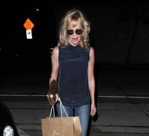 Melanie Griffith affiche toujours une silhouette de jeune fille.