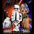 Star Wars version mode by  Stylight.fr .