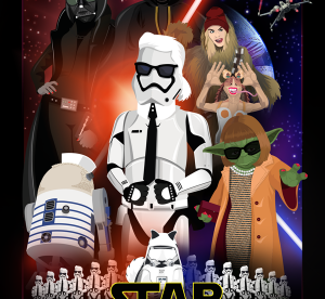 Karltrooper, Dark Victoria, Yoda Wintour... quand Star Wars se met à la mode