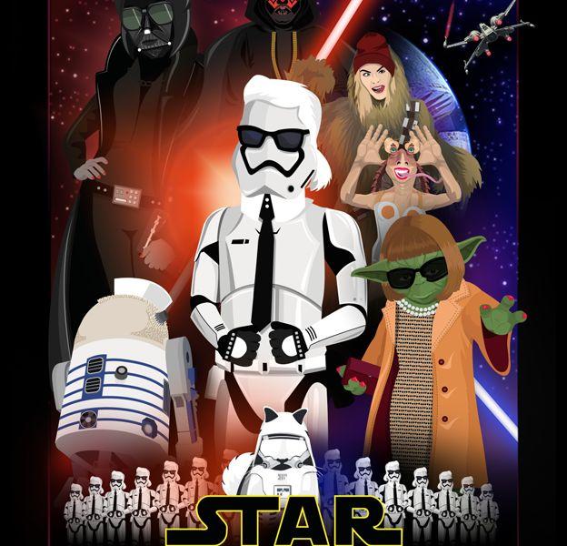 Star Wars version mode by Stylight.fr.