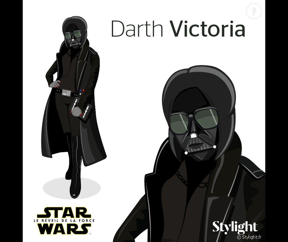Dark Vador devientDark Victoria.