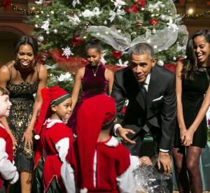 Michelle Obama dévoile ce qu'elle va offrir à Barack, Sasha et Malia pour Noël