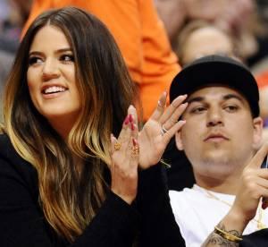 Khloe Kardashian, son message touchant et poignant pour son frère Rob