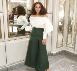 Solange Knowles, un look 70's sexy et chic !