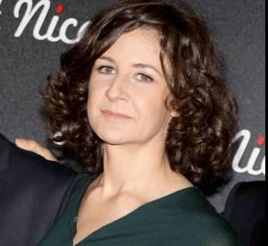 """Valérie Lemercier en 2009, lors de l'avant-première du """"Petit Nicolas""""."""