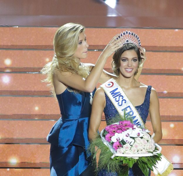 Iris Mittenaere est Miss France 2016.