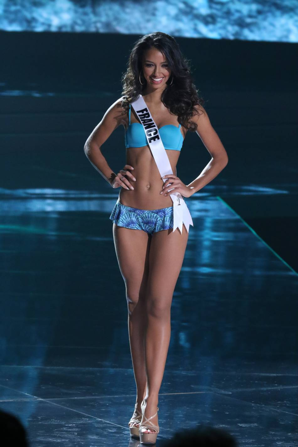 Sera-t-elle la prochaine Miss Univers?