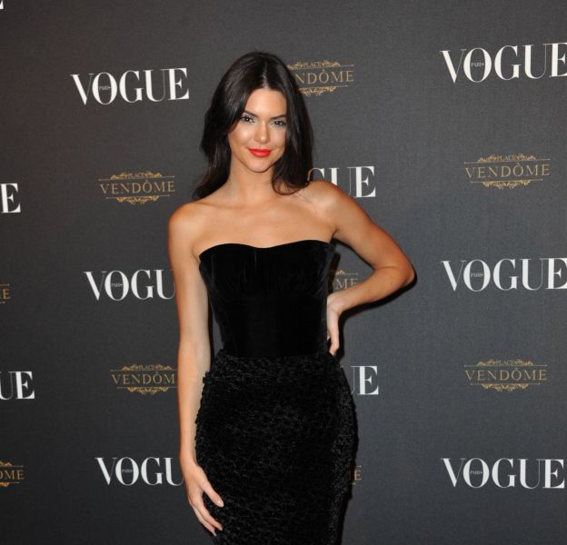Kendall Jenner, terriblement sexy sur Instagram.