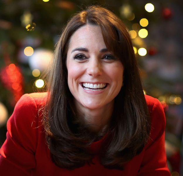 Kate Middleton a réalisé une décoration de Noël très kitsch.