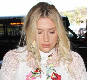 Kesha ose les injections : des nouvelles lèvres XXL pour Noël !