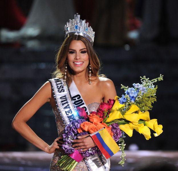 Ariadna Gutierrez a été Miss Univers 2015 pendant quelques minutes seulement.