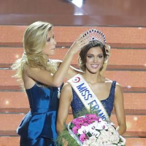Iris Mittenaere est la nouvelle Miss France.