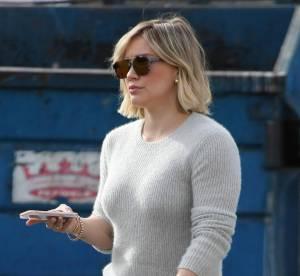 Hilary Duff : son look casual pour cet hiver doux... A shopper !