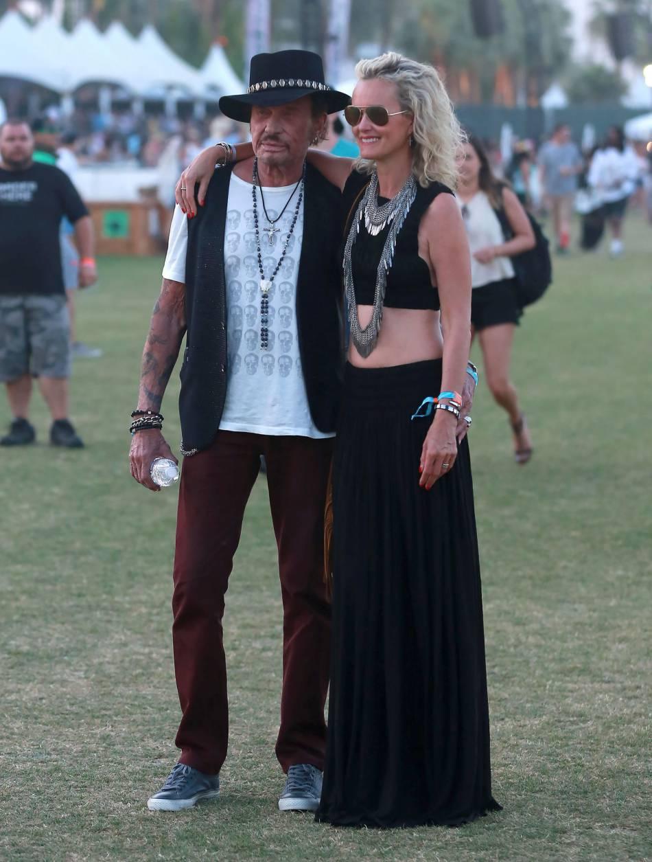 Laeticia et Johnny Hallyday, ensemble depuis bientôt 20 ans