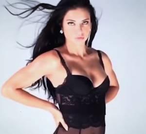 La vidéo d'Adriana Lima pour Love Magazine.