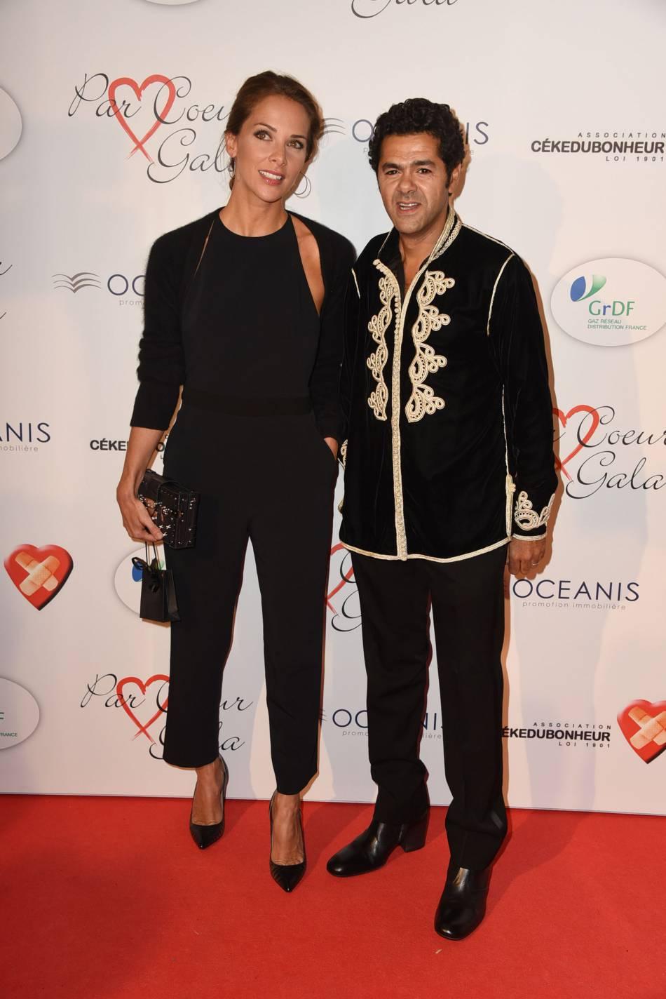 Jamel Debbouze et Mélissa Theuriau, un couple en osmose.