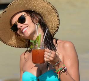 Alessandra Ambrosio : son bikini taille 12 ans rétréci au lavage
