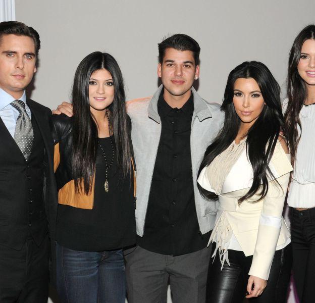 Rob Kardashian et ses soeurs en 2011.