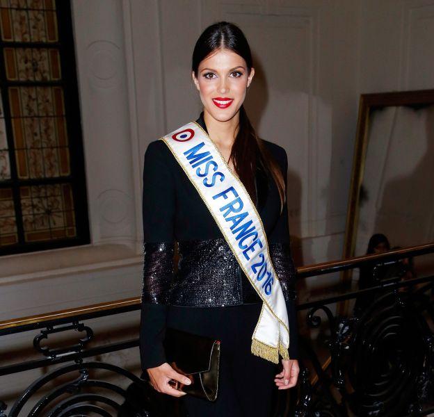 Iris Mittenaere partage un cliché très sexy de l'époque où elle est devenue Miss Flandre.