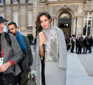 Malika Ménard : la it girl la plus canon du défilé Alexis Mabille