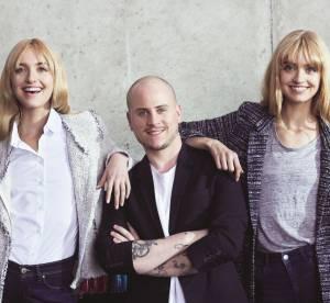La gamme miracle Pro Fiber s'invite à la Fashion Week avec les jumelles Soles
