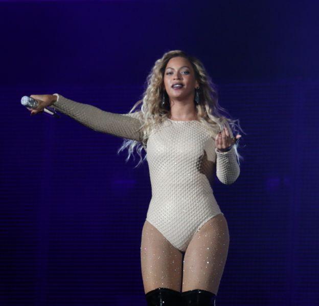 Beyoncé a fait le show à l'école de Blue Ivy.