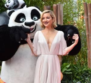 Kate Hudson prête sa voix à un panda.