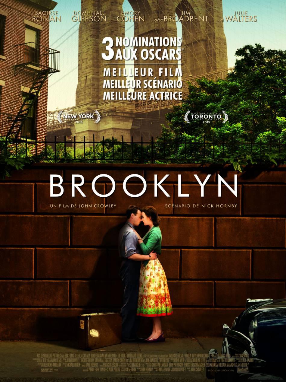 """""""Brooklyn"""" nous transporte dans le New York des années 50."""