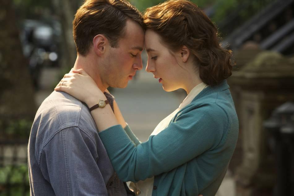 """Saoirse Ronan crève l'écran dans """"Brooklyn""""."""