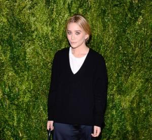 Mary-Kate Olsen peut dire merci à son mari, Olivier Sarkozy pour ce beau bijoux.