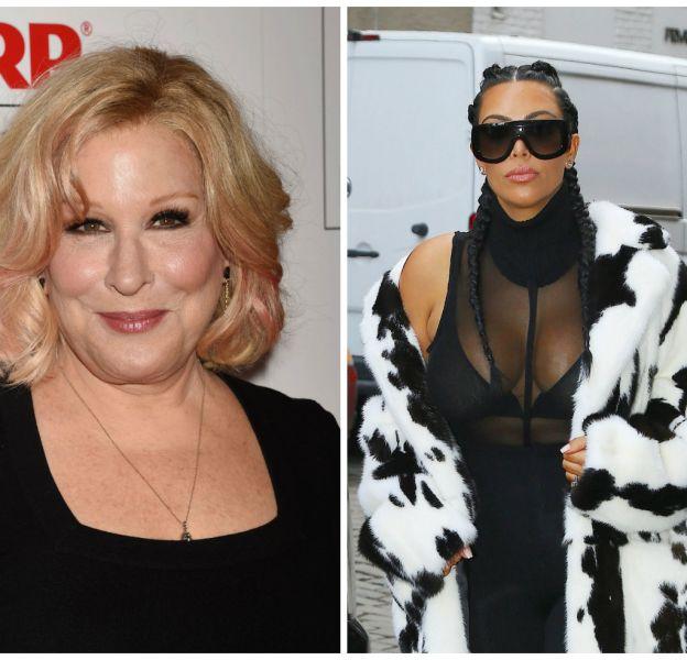 Kim Kardashian et Bette Midler : la guerre est déclarée.