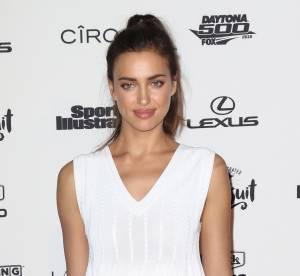 Irina Shayk : caliente en lingerie pour la nouvelle campagne Intimissimi