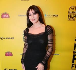 Monica Bellucci : sexy, elle flirte avec la transparence et séduit...