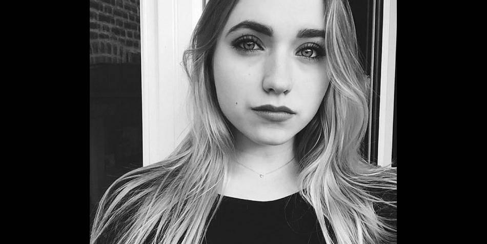 Chloé Jouannet est irrésistible dans un selfie posté sur Instagram.