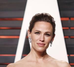 Aux Oscars, dix jours plus tôt, Jennifer Garner avait déjà fait sensation.