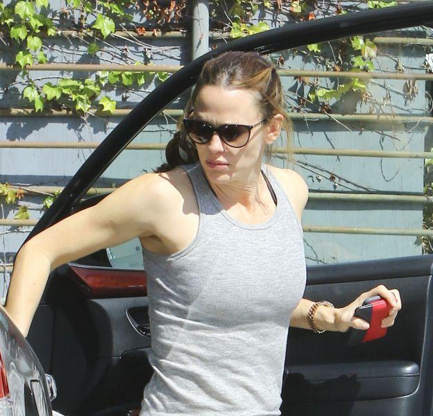 L'actrice américaine Jennifer Garner