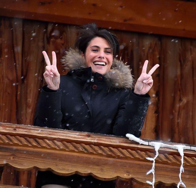 """Alessandra Sublet était l'invitée ce 10 mars 2016 de """"Lahaie, l'amour et vous"""" sur RMC."""