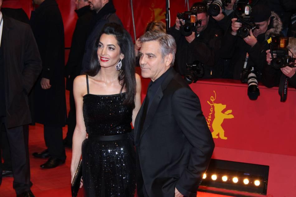 Amal Clooney, une avocate très menacée.