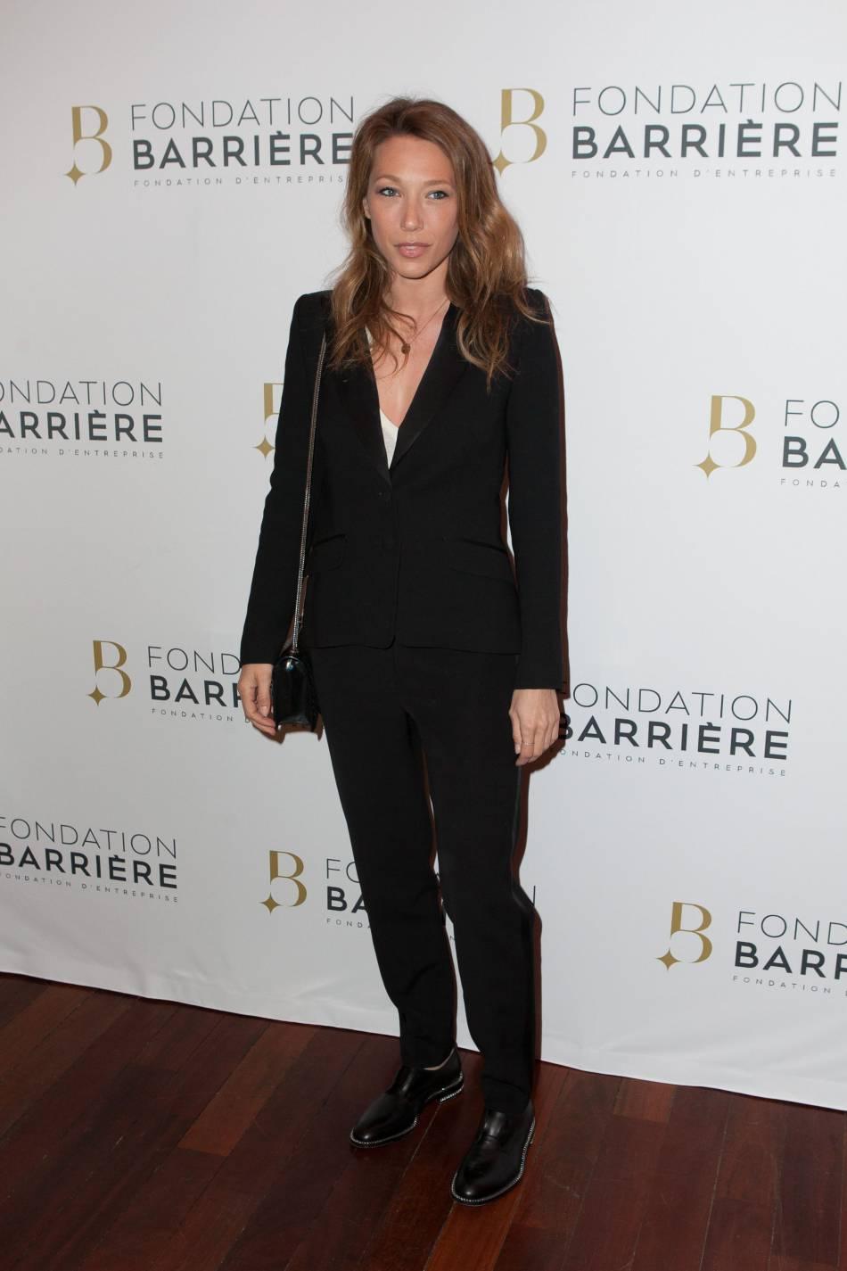 """Laura Smet a assisté hier à la première de """"Five"""", une comédie avec Pierre Niney en salle le 30 mars."""