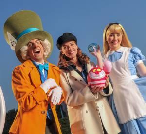 Mélissa Theuriau : elle retombe en enfance à Disneyland