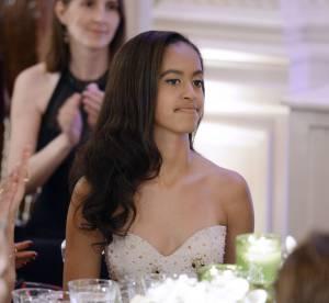 Malia et Sasha Obama, princesses trop gâtées ? Leurs robes couture font jaser