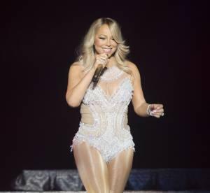 Mariah Carey : torride, elle affiche ses courbes dans un body !