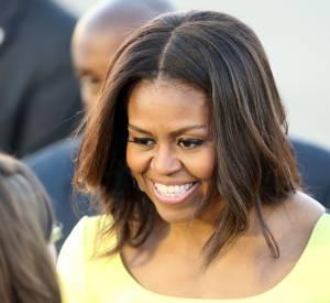 Michelle Obama est connue pour ses talents de communicante.