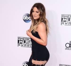 Khloe Kardashian sexy et glamour, elle enflamme la Toile!