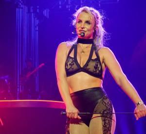 Britney Spears : taille microscopique, une vraie Barbie en bikini