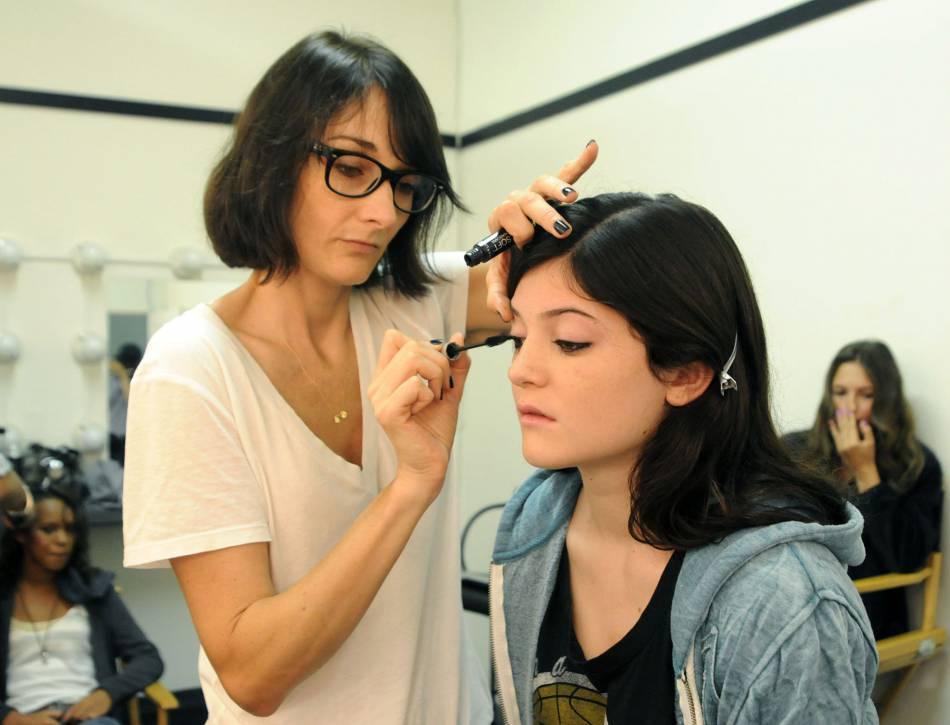 Kylie Jenner avant la chirurgie esthétique.